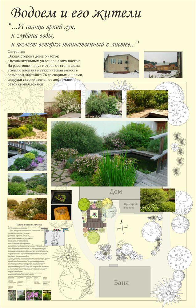 Положение конкурс ландшафтный дизайн